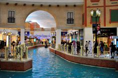 Villagio Mall, Doha, Qatar have been and shopped and will go again, totally stunning plaza.