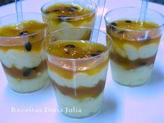 #receitas #receitasdonajulia #boanoite RECEITAS DONA JULIA - Blog de Culinária Gastronomia e Receitas.: DOCE DE COPINHO - MARACUJA