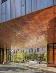 Gallery - University of Connecticut Social Sciences and Classroom Buildings / Leers Weinzapfel Associates Architects - 17