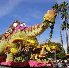 Image detail for -ROSE PARADE - PASADENA'S 124TH TOURNAMENT OF ROSES | DayTripper ...