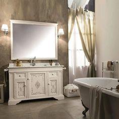 Composizione Ariete #GaiaMobili #bathroom #bathroompic #arredobagno #mobile #furniture