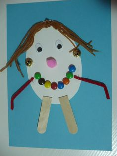 the five senses crafts for preschool - Yahoo Image Search Results