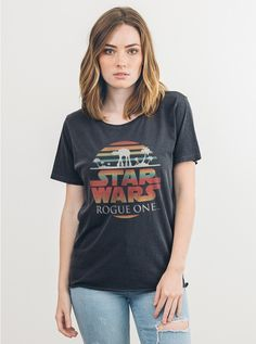 Star Wars Rogue One Tee - Star Wars - Collections - Womens
