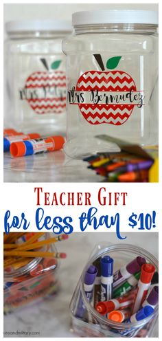A super useful gift idea that teachers will LOVE for under $10!