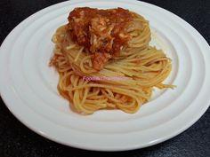 Foodie in Translation: Spaghetti al sugo di salmone
