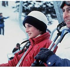 "14 Likes, 1 Comments - Jennifer (@ladydianafan) on Instagram: ""#princessdiana #princessofwales #skiing #princeofwales 1982"""