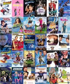 the disney channel original movies i miss =(