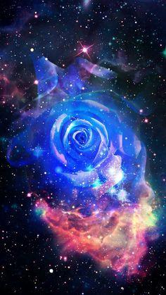 Blue Rosette Nebula