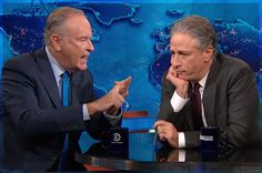 Jon Stewart brought the facts, but the issue is about empathy, not evidence -- and O'Reilly still doesn't have any