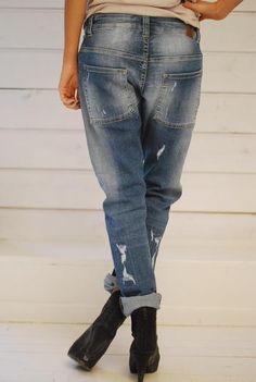 Line of Oslo, Palma jeans-