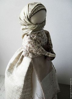 """Народные куклы ручной работы. Ярмарка Мастеров - ручная работа """"Берегиня дома"""". Handmade."""