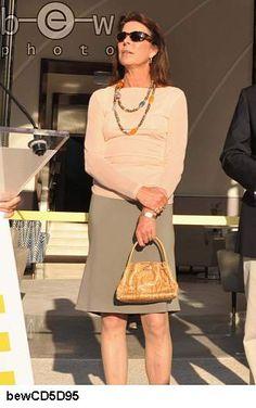 Caroline of Monaco (February 2006 - November - Page 47 - the Fashion Spot Princess Grace Kelly, Princess Stephanie, Caroline Kennedy, Monaco Royal Family, Spring Wear, Princess Style, Iconic Women, Royal Fashion, S Girls