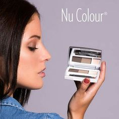 Nu Colour - Editorial page Nu Skin, Full Eyebrows, Eyebrow Kits, Brow Bar, Beauty Magazine, Best Foundation, Anti Aging Skin Care, Health And Beauty, Hair Beauty