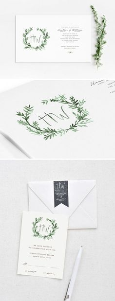 into the woods wedding invite by arabellajune #WeddingInvitations