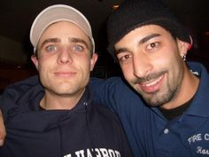 Jake Anderson & Josh Harris - Deadliest Catch...I'm a huge fan of the show, but these two are seriously yummy!