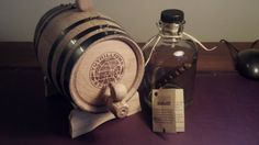 Barrel Aged Cocktail Kit