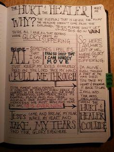 The Hurt and the Healer, Mercyme (lyrics)