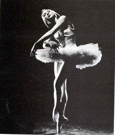 Alexandra Danilova. I would see her in the hallways of SAB when I was at Juilliard :)