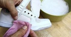 Cleaning white sneakers however is not that difficult and there are many DIY instructions online on how to keep your sneakers white and bright.