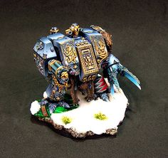 SPACE WOLVES BJORN THE FELL-HANDED | Flickr - Photo Sharing!