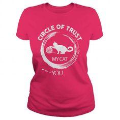 I Love Circle of trust my cat T shirts