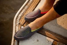 JS shoes are knitted using 3D printers