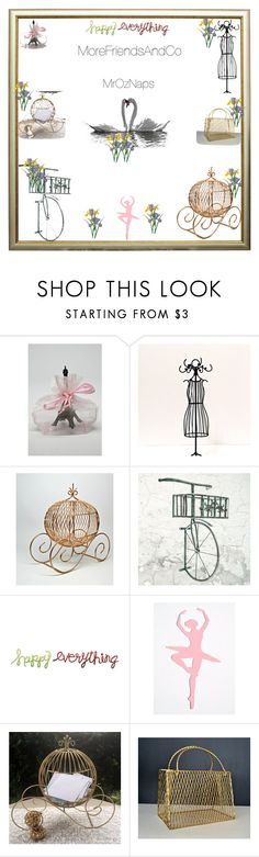"""""""Ready for wedding?"""" by viyoli ❤ liked on Polyvore featuring Sizzix"""
