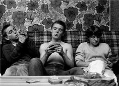 'Youth Unemployment and all it's associated deprivations, documented by Tish Murtha– Stunning Photos of Newcastle Photo Series, Photo Book, Mother Memory, John Savage, Youth Unemployment, Creepy Guy, Raw Pictures, Documentary Photographers, Youth Culture