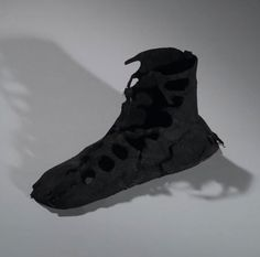 Leather shoe or calceus from Newstead in Roxburgh, Scotland, c. 100 A.D.