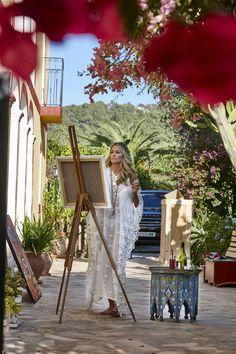 Painting on Ibiza (Carolina Gynning)