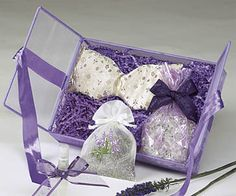 Lavender Potpourri - Ingredients: 1 cup English Lavender flowers, 1/2 cup Marjoram leaves, 1 TBS Thyme leaves, 1 TBS Mint leaves, 1 TBS Orris Root powder, 2 teas ground Coriander, 1/2 teas ground Cloves, a few drops Lavender Oil. Directions: Mix the flowers & leaves together. Blend Orris powder, coriander & cloves separately, then stir in the lavender oil & add to the dried material. This mixture can go into sachets, bowls or Pillows.