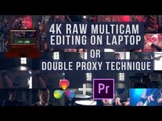 In this video I decided to share with you the technique I use to edit multicamera shoots being captured in 4k, raw, prores 444 or other resourse-demandign formats on my laptop without using super-powerful computers or beast disk systems.  ... ... #multicam #premierepro #adobepremiere #videoediting #proxyworkflow #proxy #raw #davinciresolve #ursamini #ursa46k #ursa #blackmagicursa #musicvideo #tutorial #tips #sonya7s #a7s #a7sii #multicamera #filmmaking #filmmaker #filmschool