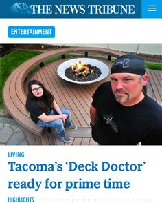 Doctor Decks is the world leader in deck design and automation Sponsored by Azek and world leaders in decking products. Deck Builders, World Leaders, Deck Design, Decks, Outdoor Living, Pergola, Amazing, Life, Cover Design