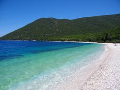 Spiaggia di Antisamos - Cefalonia