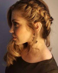 Danielle Fishel, Dreadlocks, Ear, Tattoos, Hair Styles, Beauty, Hair Plait Styles, Tatuajes, Tattoo