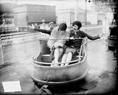 1920's amusement park.