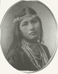 Muskogee/Creek Queen Ella Monohwee - her family came to Oklahoma from South Georgia via the Trail of Tears . Part of the Federal Government's theft of the Native American Lands, 1838 and as part of Andrew Jackson's Indian removal policy.