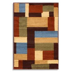 """Love this set - comes with 6.6 x 9.6 area rug, 20"""" x 60"""" runner, and 20"""" x 30"""" accent!!  Perfect for me!!"""