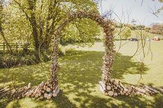 Festival of fun: a country fair-inspired wedding in Devon - Summer weddings - YouAndYourWedding