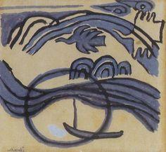 그림 모음 - 김환기 : 네이버 블로그 Color Textures, Korean Art, Painting, Dotted Line, Art, Color