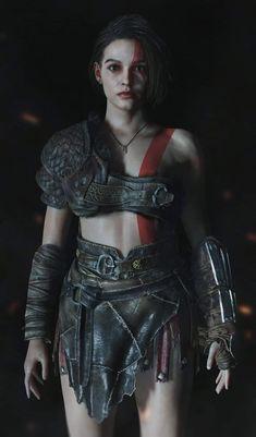 Resident Evil Girl, Resident Evil 3 Remake, Fantasy Characters, Female Characters, Deep Space Nine, Kratos God Of War, Evil Art, Video Games Girls, Jill Valentine