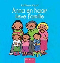 Boek: Anna en haar lieve familie