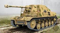 German Self-Propelled Gun: Marder II