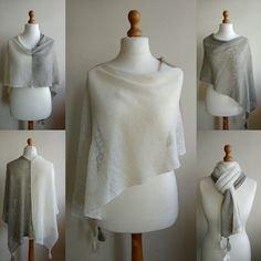Gorgeous pure linen cover-up for happy summer!