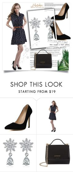 """""""Plum Lake Boutique-11"""" by amra-2-2 ❤ liked on Polyvore featuring FOOTPRINTS and Givenchy"""