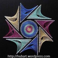 string art geometric
