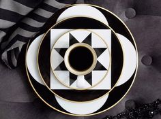 | Committed to artisanal craftsmanship and precious metallic finishes FÜRSTENBERG has been setting the bar for fine porcelain dinnerware for over 265 years. Look to the brand's geometric styles designed to be mixed and matched together to create ever-changing table settings. #luxdeco #furnstenburg #interiordesign #luxuryinteriors #homestyling #interiorinspo #homedecor #homeaccessories #luxuryaccessories #serveware #tableware #geometric #craftsmanship #metallic #porcelaindinnerware…