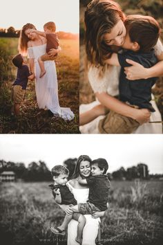 Outdoor, Unposed Family Session with 2 Boys Outdoor Family Portraits, Family Portrait Poses, Outdoor Family Photos, Fall Family Pictures, Family Picture Poses, Family Photo Sessions, Family Photo Shoot Ideas, Beach Portraits, Family Pics