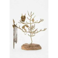 Magical+Thinking+Owl+Branch+Jewelry+Stand