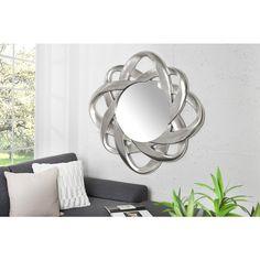 Wandspiegel Endless 90cm zilver - 35738